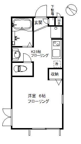 世田谷区 メゾンドミルヴェール 108