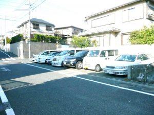 【駐車場】青木駐車場(契約済み)