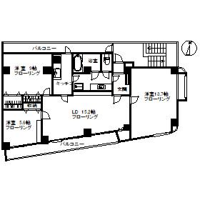 【マンション】T・Aハイム301