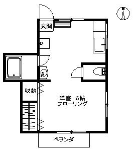 【アパート】ひるはうす (契約済)