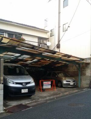 【駐車場】橋本駐車場№3