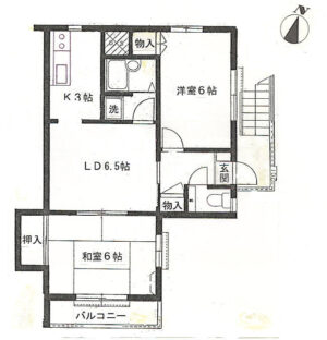 【アパート】アビリティ201(契約済み)