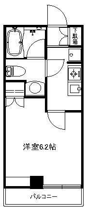 マンション クアドリフォリオ 302(契約済)